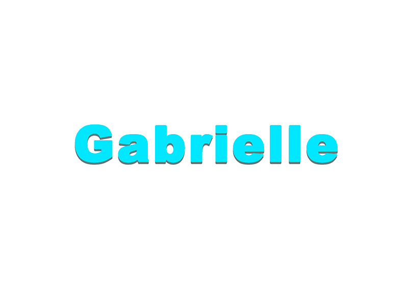 Logo-Gabrielle