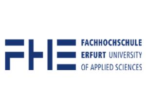 Logo Fachhochschulr Erfurt - University of Applied Sciences