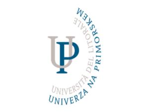 Logo Univerza na Primorskem