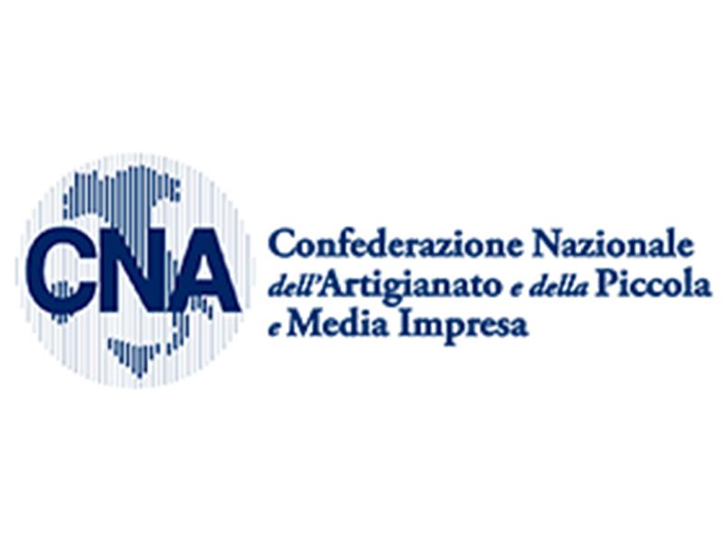 Logo CNA - Confederazione Nazionale dell'Artigianato e della Piccola e Media Impresa