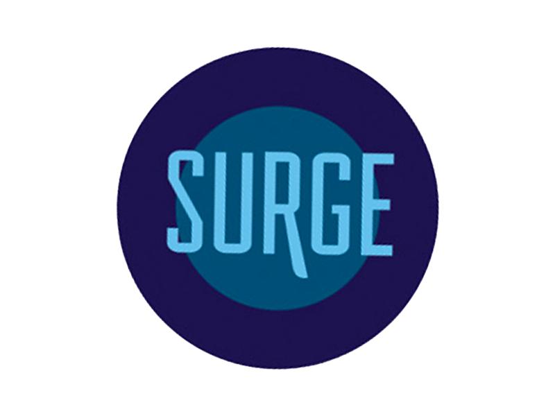 Logo Incubatore Surge