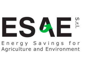Logo ESAE - Energy Savings for Agriculture and Enviroment